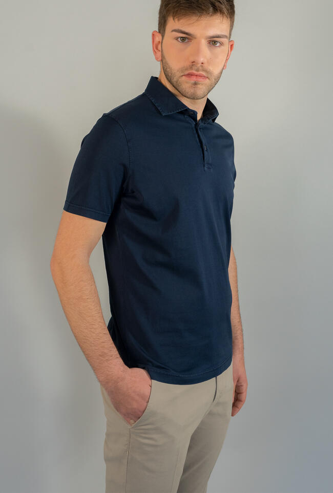 Polo collo camicia MAIN - Ferrante | img vers.1300x/